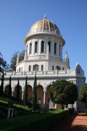 haifa: Shrine of the Bab, Haifa, Israel
