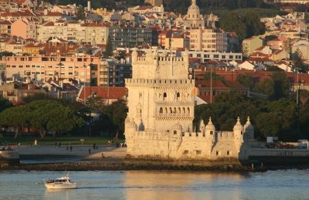 belem: Belem tower in Lisbon, Portugal