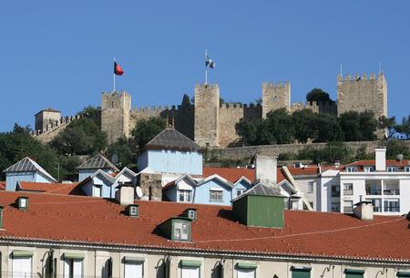 jorge: Castle of Sao Jorge, Lisbon, Portugal