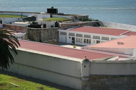 forte: Forte do Bom Sucesso, Lisbon, Portugal