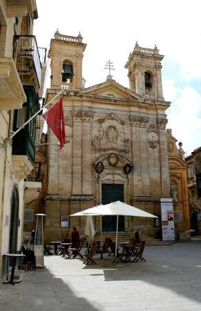 georges: St  Georges Basilica, Victoria, Gozo, Malta