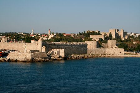 Palace of the Grand Master of the Knights of Rhodes, Rhodes Town, Rhodes, Greece