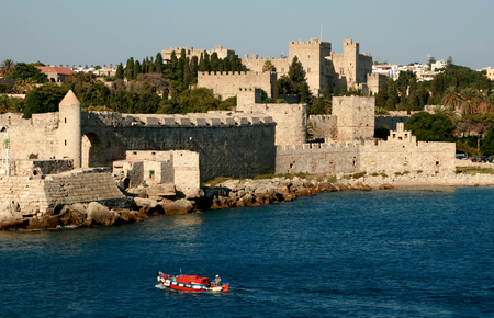 rhodes: Palace of the Grand Master of the Knights of Rhodes, Rhodes Town, Rhodes, Greece