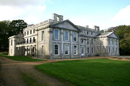wight: Appuldurcombe House, Isle of Wight, England