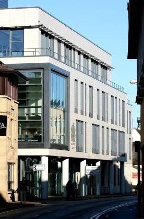 magistrates: Chelmsford Magistrates Court, Chelmsford, Essex, England