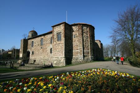 Colchester Castle, High Street, Colchester, Essex, England