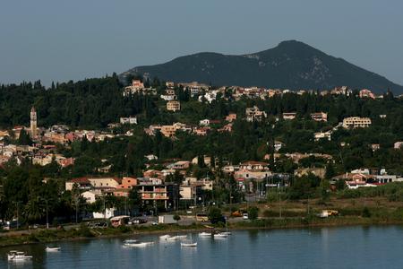 kerkyra: Kerkyra Town, Corfu, Greece Editorial