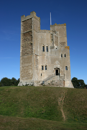 henry: The Keep of King Henry ll known as Orford Castle, Orford, Suffolk, England
