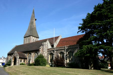 St Michaels Parish Church, Braintree, Essex, England