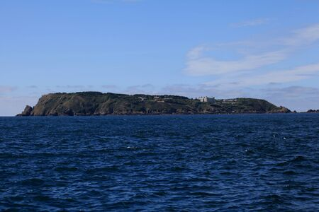 sark: Brecqhou island is part of Sark in the Channel Islands