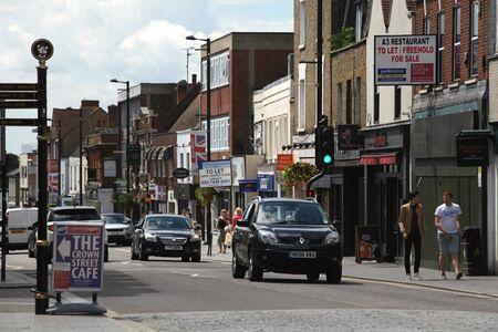 High Street, Brentwood, Essex