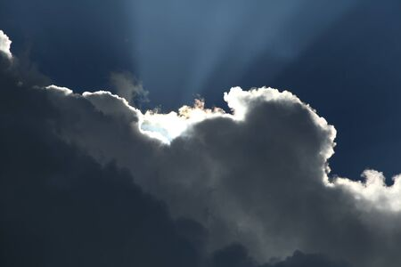 lining: Cloud with a silver lining