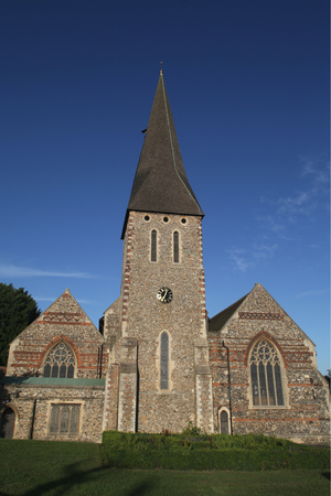 congregation: St Michaels Church, Braintree, Essex