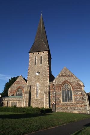 church steeple: St Michaels Church, Braintree, Essex