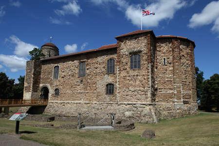 norman castle: Colchester Castle, Colchester, Essex