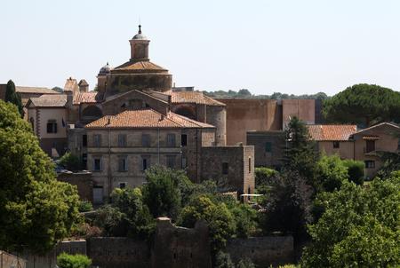 lorenzo: Church of St Lorenzo, Tuscania, Italy