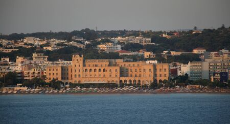 rhodes: Casino Rodos, Rhodes Town, Rhodes, Greece