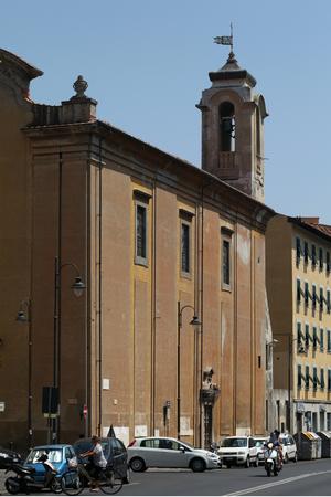 chiesa: Chiesa di San Giovanni, Livorno, Italy