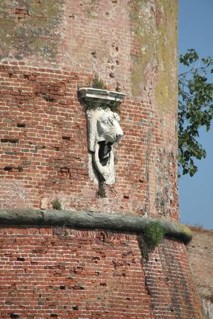 fortezza: Fortezza Vecchia or Old Fortress, Livorno, Italy