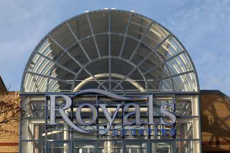 royals: Royals Shopping Centre, Southend on Sea, Essex