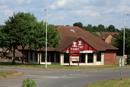 Chelmsford, Essex - 26 June 2017, Toby Carvery at Springfield