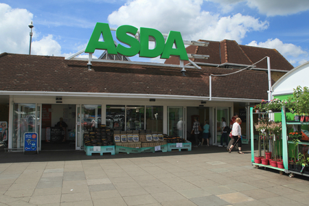 Southend, Essex, 3 Jun 2017 - Asda Shoeburyness Superstore, Southend, Essex