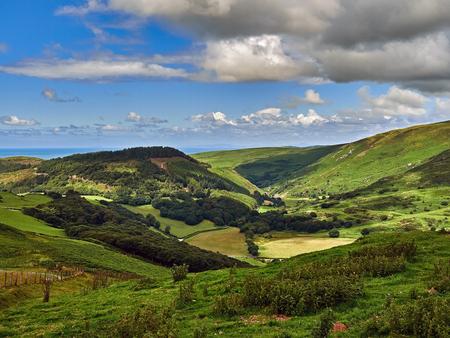 Happy Valley or Cwm Maethlon