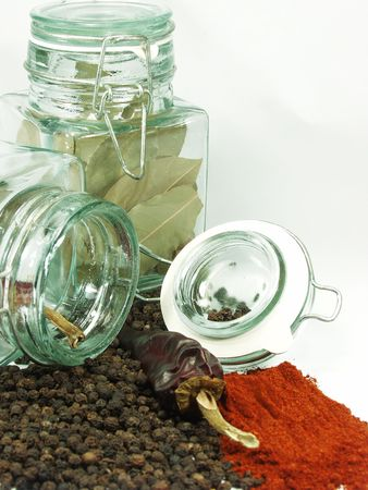 fragrant: An assortment of fragrant, richly flavored spices