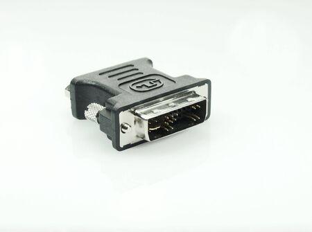 computer connector jack photo