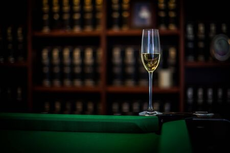sherry: a sherry wine cup in old english pub