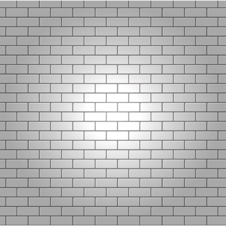 Vector brick wall for your design Vector