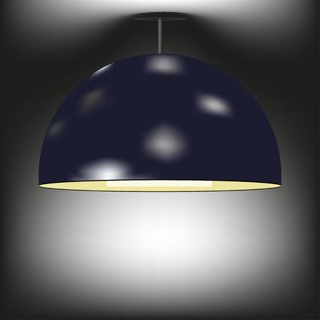 디자인을위한 벡터 샹들리에 스톡 콘텐츠 - 11494300