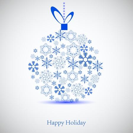 Bola de Navidad para su diseño