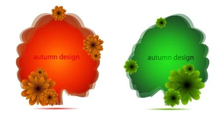 eps 10: vector autumn design. Eps 10