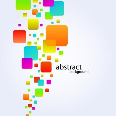 vector abstrzct background Stock Vector - 12074854