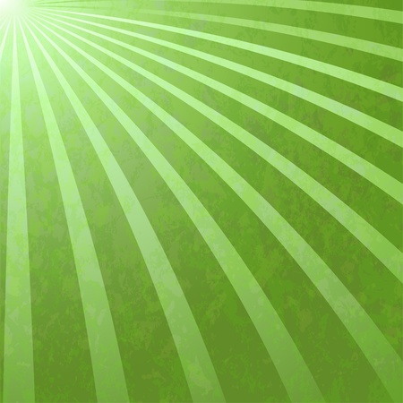 green abstract bsckground.  Vector