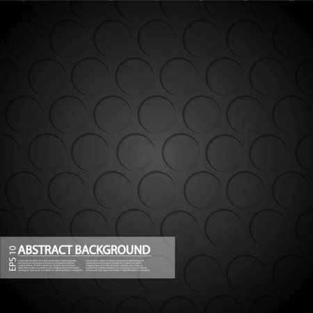 Circle abstract texture.Vector illustration. Eps 10 Vector