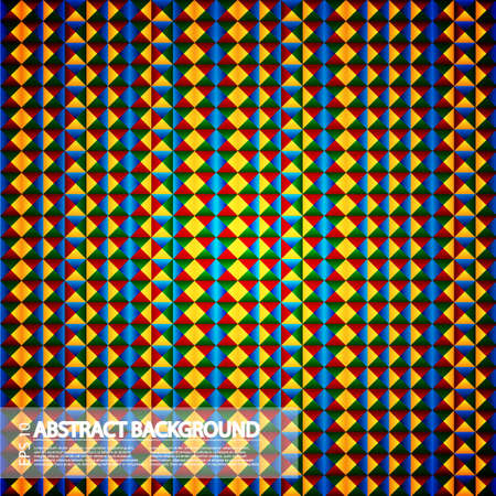 Vector creative abstract background Vector