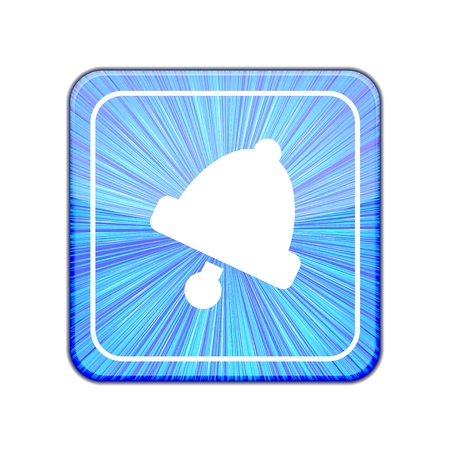 Vector version. Bell icon.  Stock Vector - 15436698