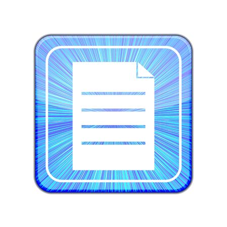 Vector version. Page icon.  Stock Vector - 15436493