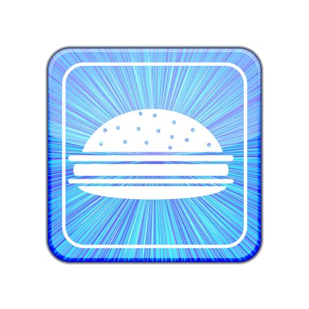 Vector version.  Hamburger icon.   Vector