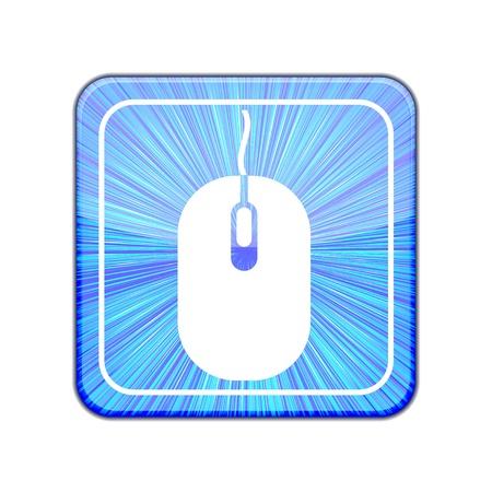 computer mouse icon: Vector version. computer mouse icon.