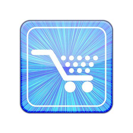 Vector version. Shopping icon.   Stock Vector - 15436708