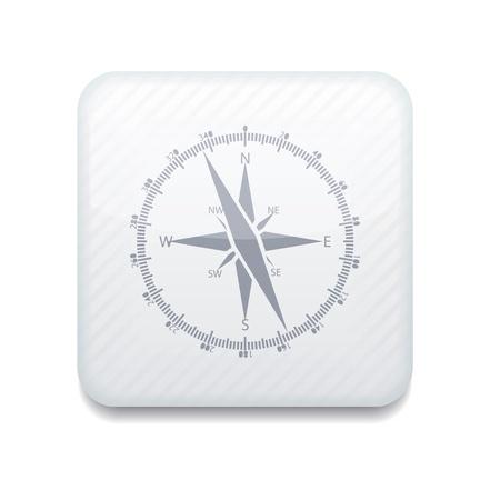 white compass icon.