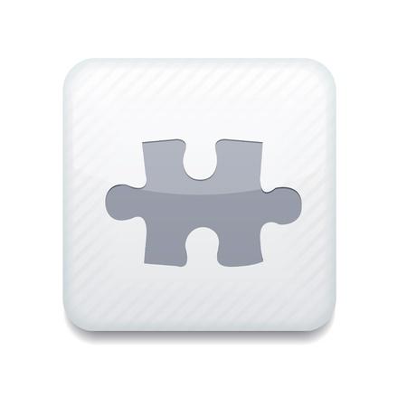white puzzle icon.
