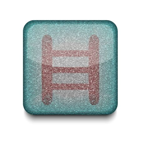 Vector ladder icon.   Stock Vector - 16198089