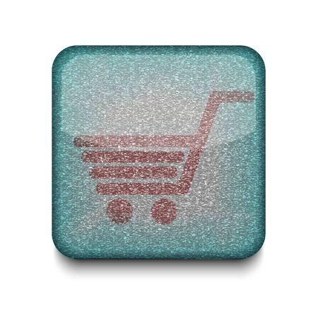 Vector Shopping icon.   Vector
