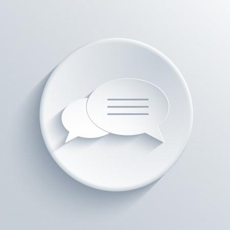 licht cirkel pictogram. Stock Illustratie
