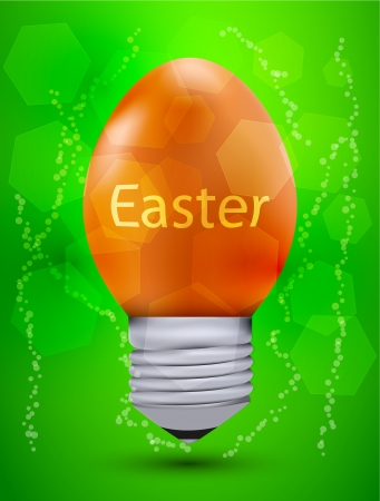 Easter idea.  Stock Vector - 18666895