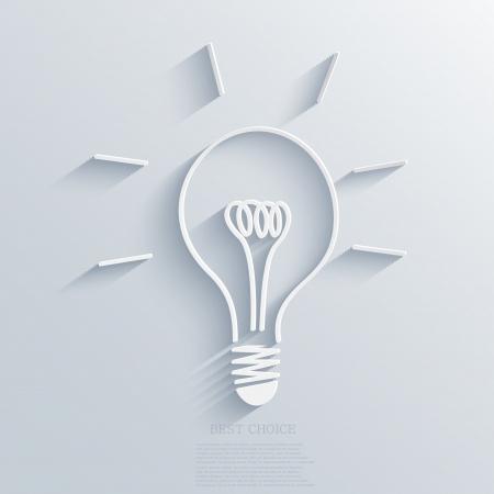 idea background.